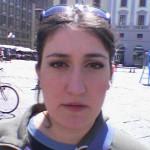 Primo piano Alessandra Giannini candidata al consiglio, Firenze ammnistrative 2014