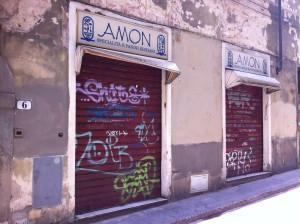 Panineria egiziana Amon a Firenze